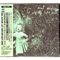 SOUL ASYLUM - Let Your Dim Light Shine #japanese 15tr Cd#