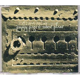 JIMMY PAGE & ROBERT PLANT - Gallows Pole #japanesed 4tr Cd#